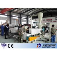Low Consumption Waste Plastic Recycling Plant Machinery With Crusher Manufactures