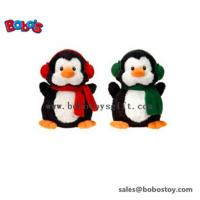 Buy cheap Plush Penguin Toy as Promotional Christmas Toy Gift from wholesalers