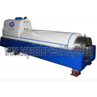 Automatic Cointuous Horizontal Decanter Centrifuge For Municipal Wastewater Treatment Plant Equipment Manufactures