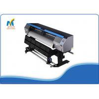 Automatic Wide Format Printer 1440 DPI For Eco Solvent / Dye / Sublimation Ink Manufactures