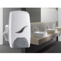 Toilet Seat Cover Manual Disinfectantion Dispenser 1000ml With Disposable Pouch Manufactures