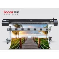 China DX5 One Printhead ECO-Solvent Plotter , Manual Vinyl Sign Printing Machine on sale