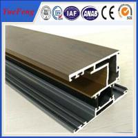 thermal break aluminium windows and doors frame price per sq.m Manufactures