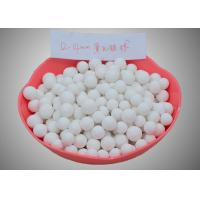 White Industrial Activated Alumina Balls for Desiccant / H2O2 Hydrogen Peroxide Manufactures