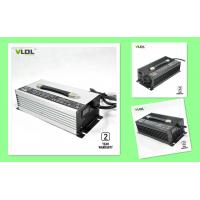 Robust 72V 20A 23A Lithium Battery Charger Max 87.6V Or Customize Voltage Manufactures