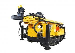 Rc 500m Depth 100rpm Deep Rock Drilling Rig Manufactures