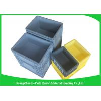 45 Litre Plastic Euro Stacking Containers Easy Stacking Eco - Friendly 600 * 400 * 230mm Manufactures