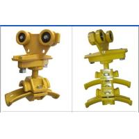 Cheap Corrosion Resistance C Track Festoon System For Round Cable / Cable Carrier for sale