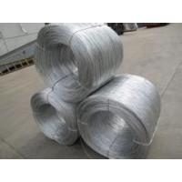 Buy cheap Electric Hot-Dipped Galvanized Iron Wire aircraft cable wire binding Fence wire from wholesalers