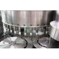 Liquid Water Filling Machines Automatic For Pure Water 30000BPH Manufactures