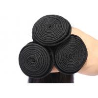 No Shedding Indian Brazilian Hair Weave , Smooth 6A Unprocessed Brazilian Hair Manufactures