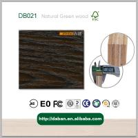 Reconstituted Decorative straight Engineered rosewood (DB021) Wood Veneer Wrapping Material Manufactures
