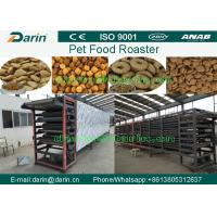 Wheat , rice , corn , defatted soy flour Pet Food Extruder fish feed extruder machine Manufactures