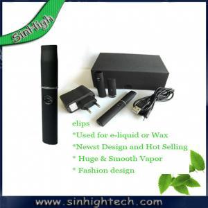 China China Wholesale E cigarette Dry Herb Vaporizer Elips on sale