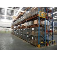 Pallet Rack Type and Heavy Duty Scale adjustable selective pallet racking for warehouse rack Manufactures