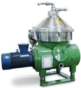Disk stack Separtor or Centrifuge for Liquid Oil Fuel Separation