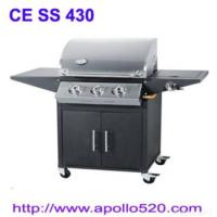 Gas Grills Stainless 3burner Manufactures