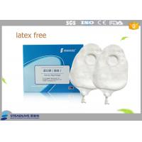 Two Piece Ostomy Bag Transparent Color Volue 500ML Manufactures