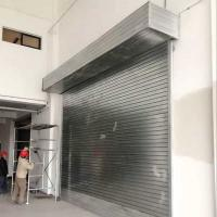 China Protection Rolling Door Sliding Door Roll up Garage Door for/Vehicles/Cars/Buildings on sale