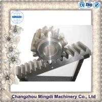 5-7 Class Precision Grade Rack And Pinion Gears With 1-12m Module Manufactures