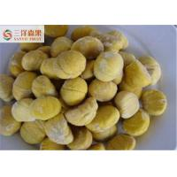 Cheap New Crop OEM Organic Frozen Vegetables Bulk Typical Fresh Chestnuts for sale