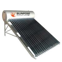 180L Pressurized Solar Water Heater Manufactures