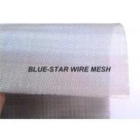 Stainless Steel Fine Mesh Screen , Five Heddle Weave Wire Mesh For Petroleum Filtration Manufactures
