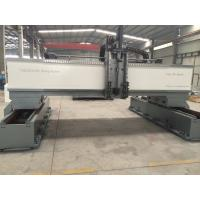China high speed CNC drilling machine for tube sheet and stacked baffles THD2525 on sale