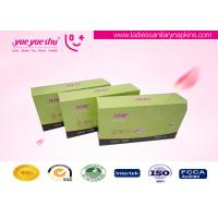 Natural Herbal Anion Panty Liner , Disposable Menstrual Daily Panty Liners Manufactures