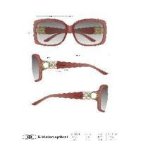 Technical Drawings of Sunglasses (Z-0015) Manufactures