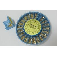 Cheap Dental Golden Plated Screw Post for sale