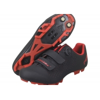 Synthetic Leather Mesh Mountain Bike Shoes Adaptable Cup Insole Manufactures