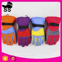 100%Polyester 25*10CM  98g top quality protective cycling personalized warmest winter ski gloves Manufactures