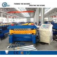 Galvanized Metal Steel Roof Panel Double Layer Cold Roll Forming Machine