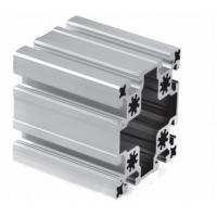 China T Shape Industrial Aluminum Profile 6000 Series Grade Anodizing Surface Treatment on sale
