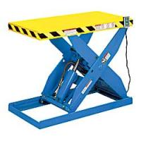 stationary-Cargo-carrying scissor lifting machine Manufactures