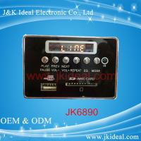 Cheap JK6890 For sound speaker sd card fm mp3 player module for sale