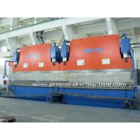 Large Mechanical Press Brake Machine Duplex Synchronized 800T / 7000
