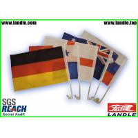Fancy Decorative House / Street Flag and Banner Paper Pennants Flag Manufactures