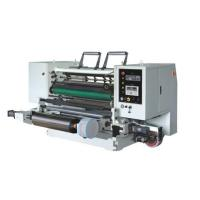 China 1.6m Multi-functional Industrial slitting and rewinding machine for Napkins / Kraft Paper on sale