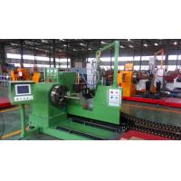 1600mm OD Chuck type CNC Pipe  Profile Plasma Cutting Machinery Manufactures