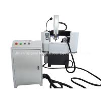 China Half Closed Metal Mold CNC Engraving Machine 4 Axis on sale