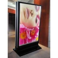 China Indoor light box Backlit Posters Printing  on sale