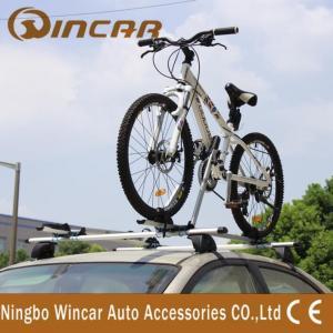 Anti - Theft Aluminum Car Roof Bike Carrier Bike Racks Aluminum Manufactures