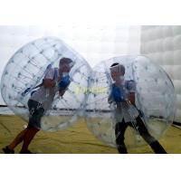 Durable Waterproof Inflatable Hamster Ball For Humans , 1.5m Dia Manufactures