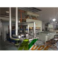 High Glossy Board Laminated Production Line , Plywood Lamination Machine Manufactures