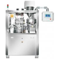 High Capacity Capsule Maker Machine , Size 3 Capsule Filler Machine With Output 2200 Pcs Per Minute