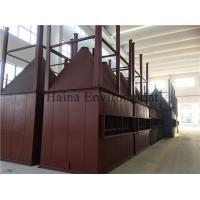 Cheap Gas Scrubber Industrial Cyclone Dust Collector Strong Load Adaptability for sale