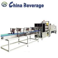 High Speed Shrink Wrap Packaging Machine PE Film 20-25 Packs/Min Linear Manufactures