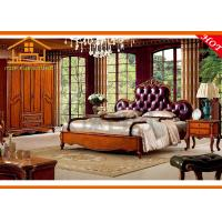China antique quality chinese factory direct full size exotic mahogany uk contemporary teak wooden beds bedroom furniture set on sale